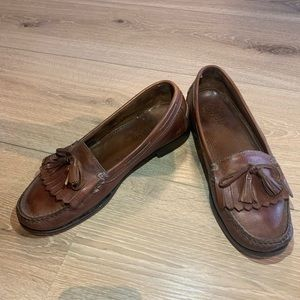 Men's Cole Haan brown Loafers size 9